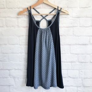 CAbi Cross-Strap Tank #5202